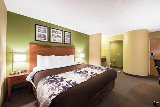 Sleep Inn Guest rooms