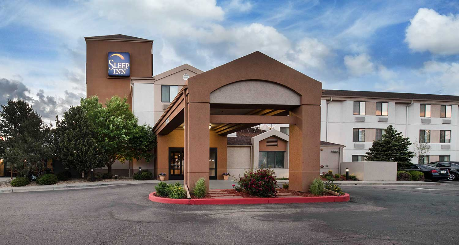 Sleep Inn Denver Tech Center – Your Denver Colorado Refuge