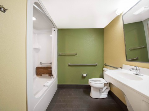 Sleep Inn Denver Tech Center - Accessible Private Bathroom